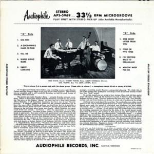Doc Evans Audiophile LP-AP-69