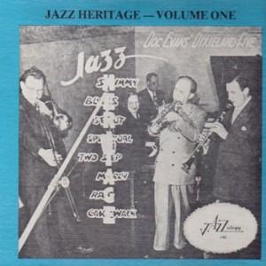 Doc Evans Jazz Heritage 1 LP