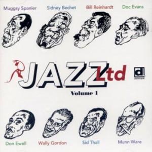 Doc Evans Jazz Ltd CD