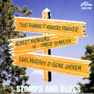 Doc Evans Stomps and Blues CD
